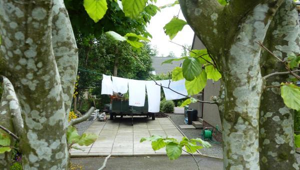 FOLD (2012)  Banchory Washing-line